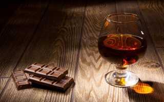 Как приготовить коньяк из шоколада: пошаговая инструкция