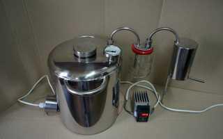 Принцип работы электрического самогонного аппарата и его переоборудование под ТЭН