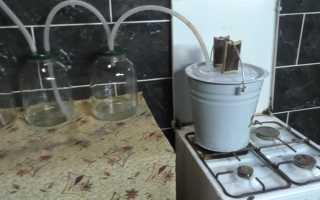Как сделать перегонный куб самогонного аппарата своими руками