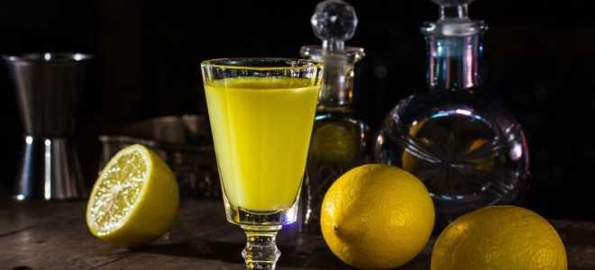 Настойка на лимоне: лучшие рецепты на самогоне, водке, спирте