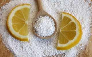 Для чего в брагу добавляют лимонную кислоту