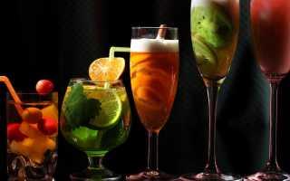 Какие коктейли можно приготовить на основе самогона