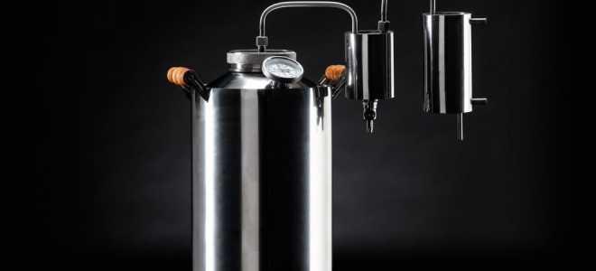 Самогонный аппарат малиновка 16 литров самогонный апарат или ректификационная колонна