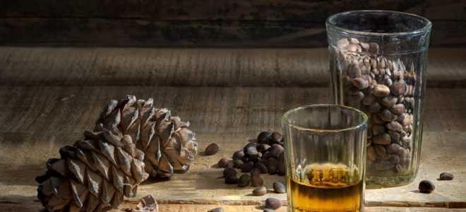 Как правильно приготовить настойку из кедровых орешков (самогон, водка, спирт)