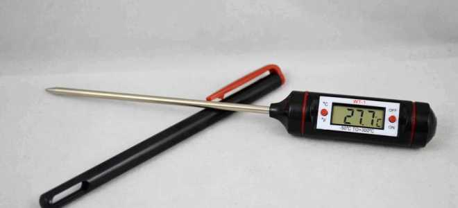 Какой термометр лучше для самогонного аппарата