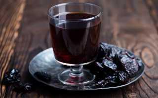 Настойка на черносливе: 15 проверенных рецептов от самогонщика