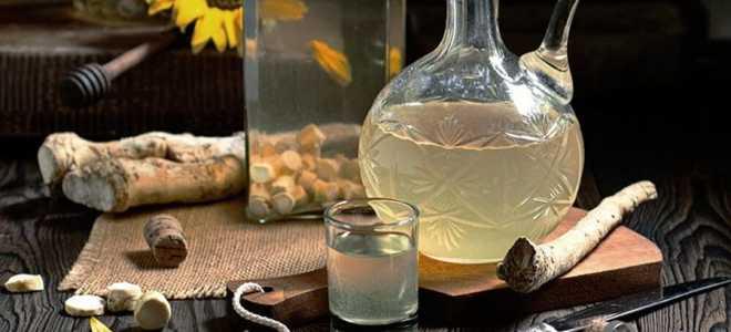 Рецепты домашней хреновухи на самогоне, водке и спирту