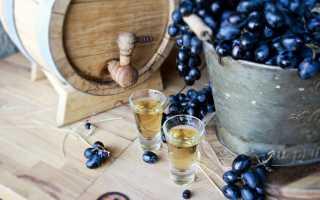 Как сделать чачу из винограда в домашних условиях: пошаговый рецепт