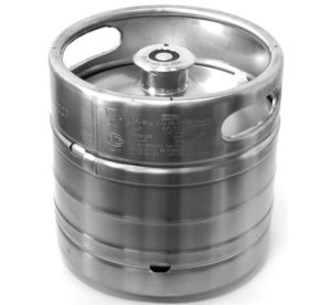 Кега для разливного пива