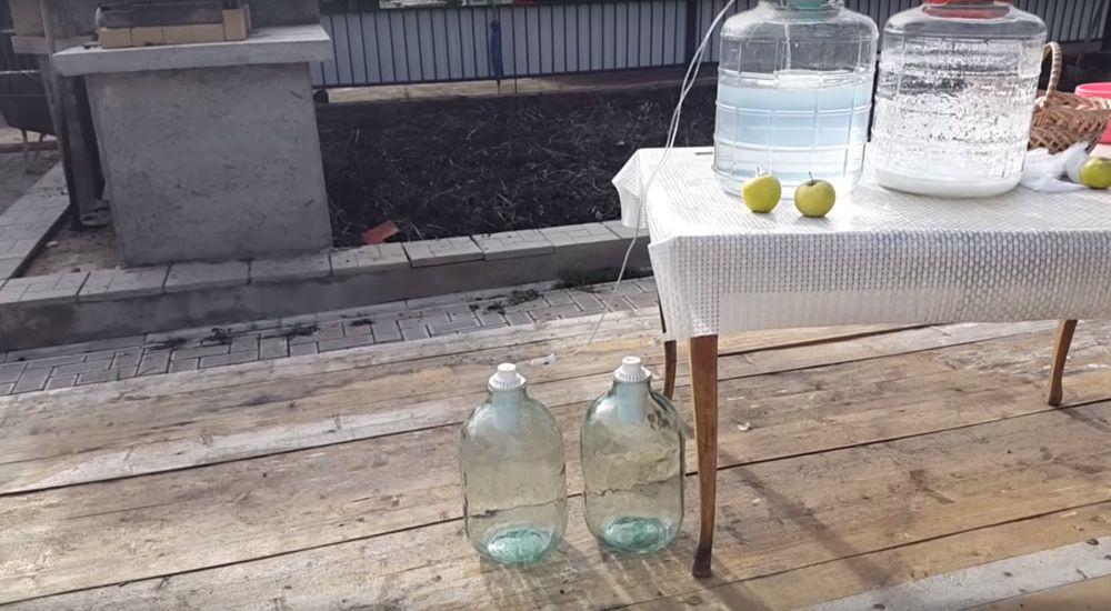 Очистка через фильтр для воды для создания прозрачного продукта