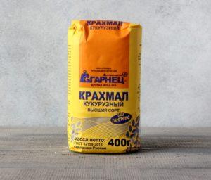 Кукурузный крахмал от ООО «Гарнец»