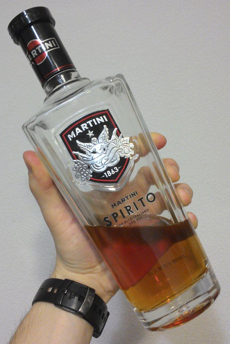 Мартини Spirito