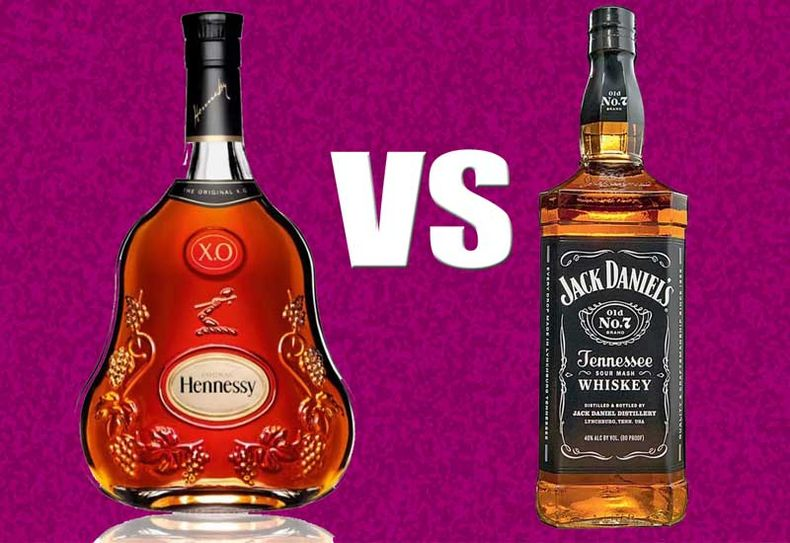 Коньяк против виски
