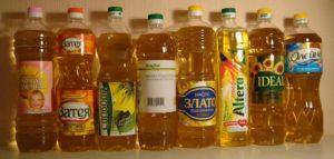 Производители подсолнечного масла