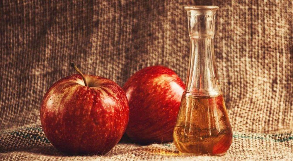 Кальвадос с яблоками