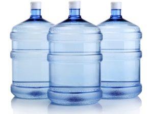 Бутылки 19 литров для воды