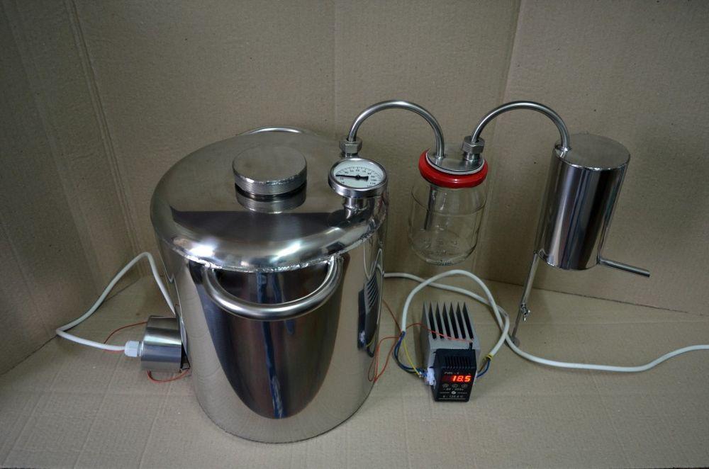 Электрическая скороварка для самогонного аппарата медь для производства самогонного аппарата