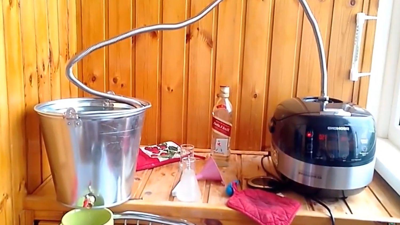 Схема самогонного аппарата из мультиварки самогонный аппарат магарыч обзор