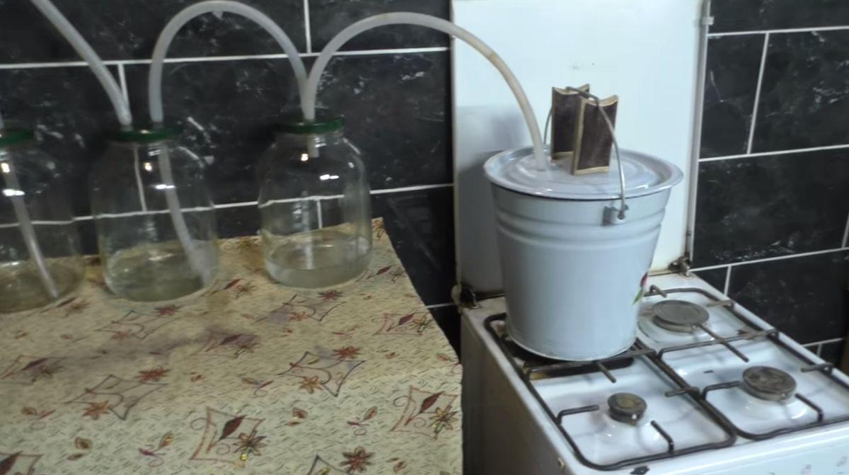 Чем лучше всего греть самогонный аппарат самогонный аппарат на 12 литров купить