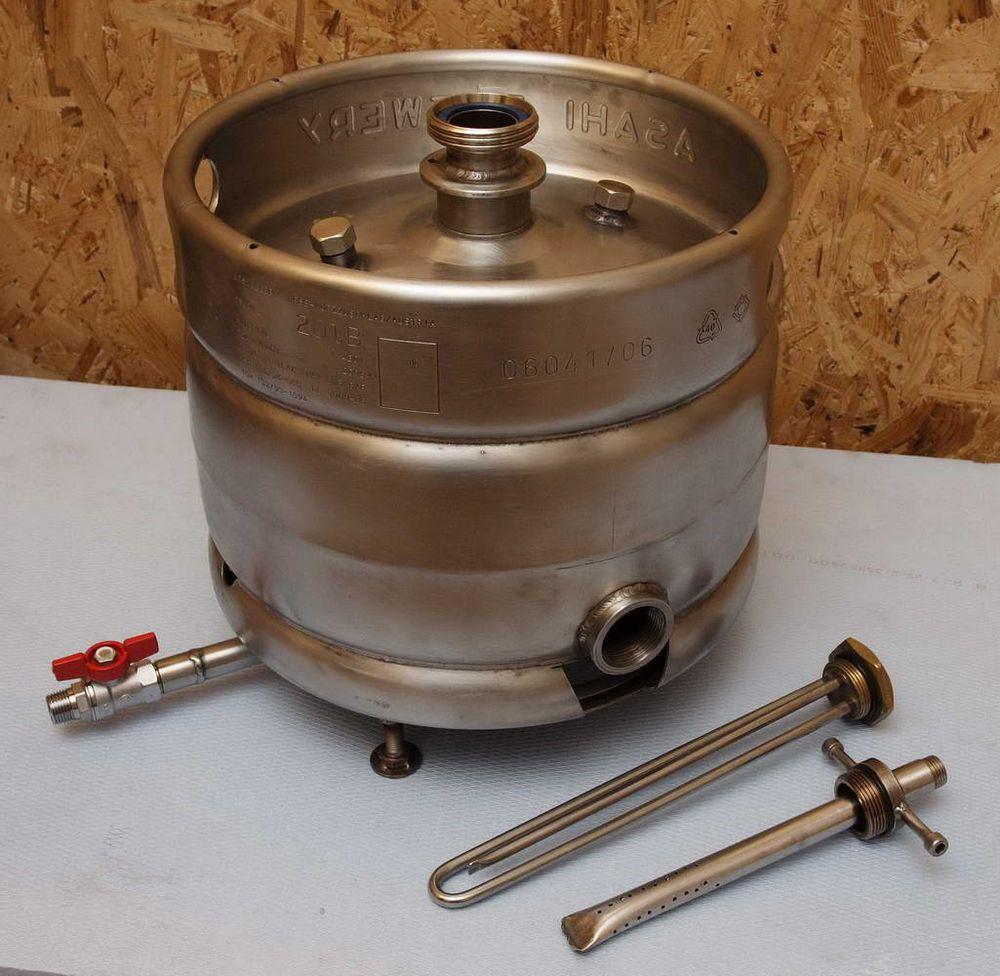 Самогонный аппарат пивная кега домашняя пивоварня волгоград