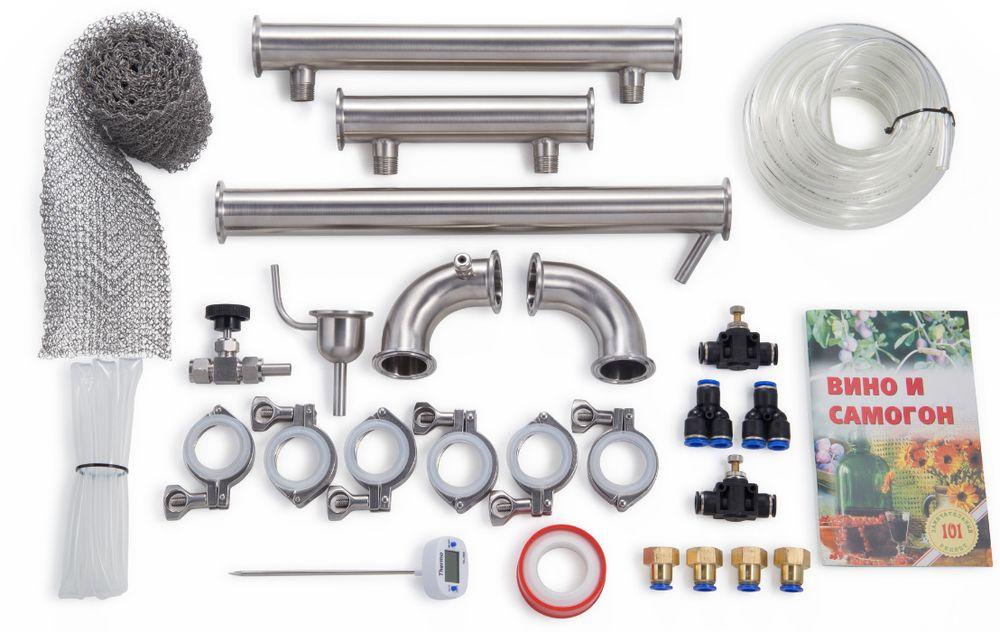 Полная комплектация оборудования