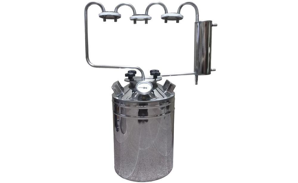 Люкссталь и иваныч самогонные аппараты эллектрический самогонный аппарат